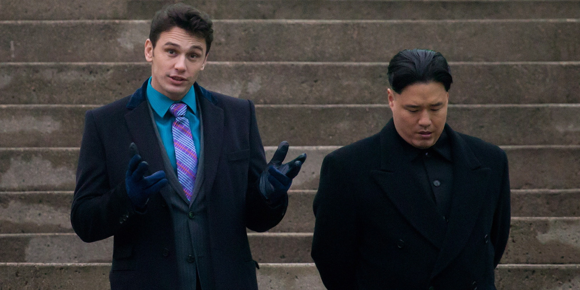 The Interview: Clearly shows the real face of Badass America.